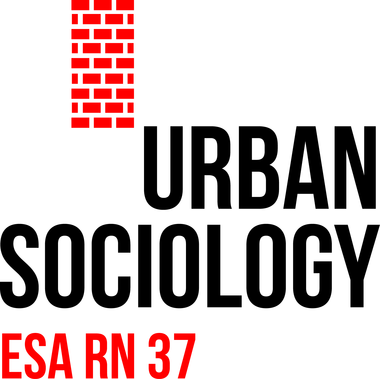 urban sociology the esa research network european official logo of esa rn37